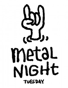 Metal Night @ Nail Creek Pub | Utica | New York | United States