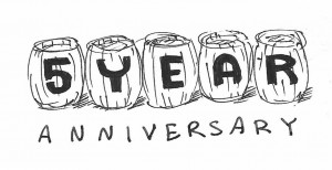 Nail Creek 5 Year Anniversary Celebration @ Nail Creek pub & Brewery | Utica | New York | United States